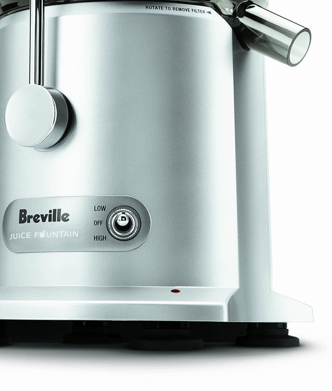 Renewed Breville RM-JE98XL Juice Fountain Plus 850-Watt Juice Extractor