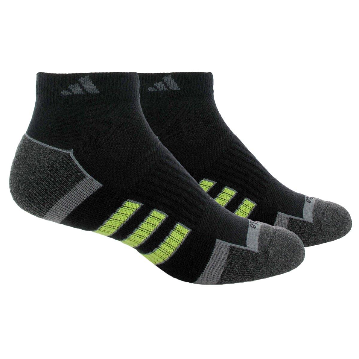 adidas Men's Climalite II Low-Cut Sock (2-Pack)