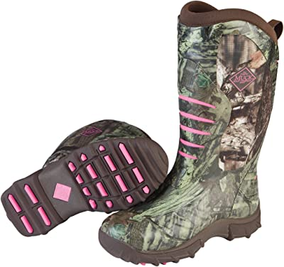 Muck Boot Pursuit Stealth Rubber Insulated Women's