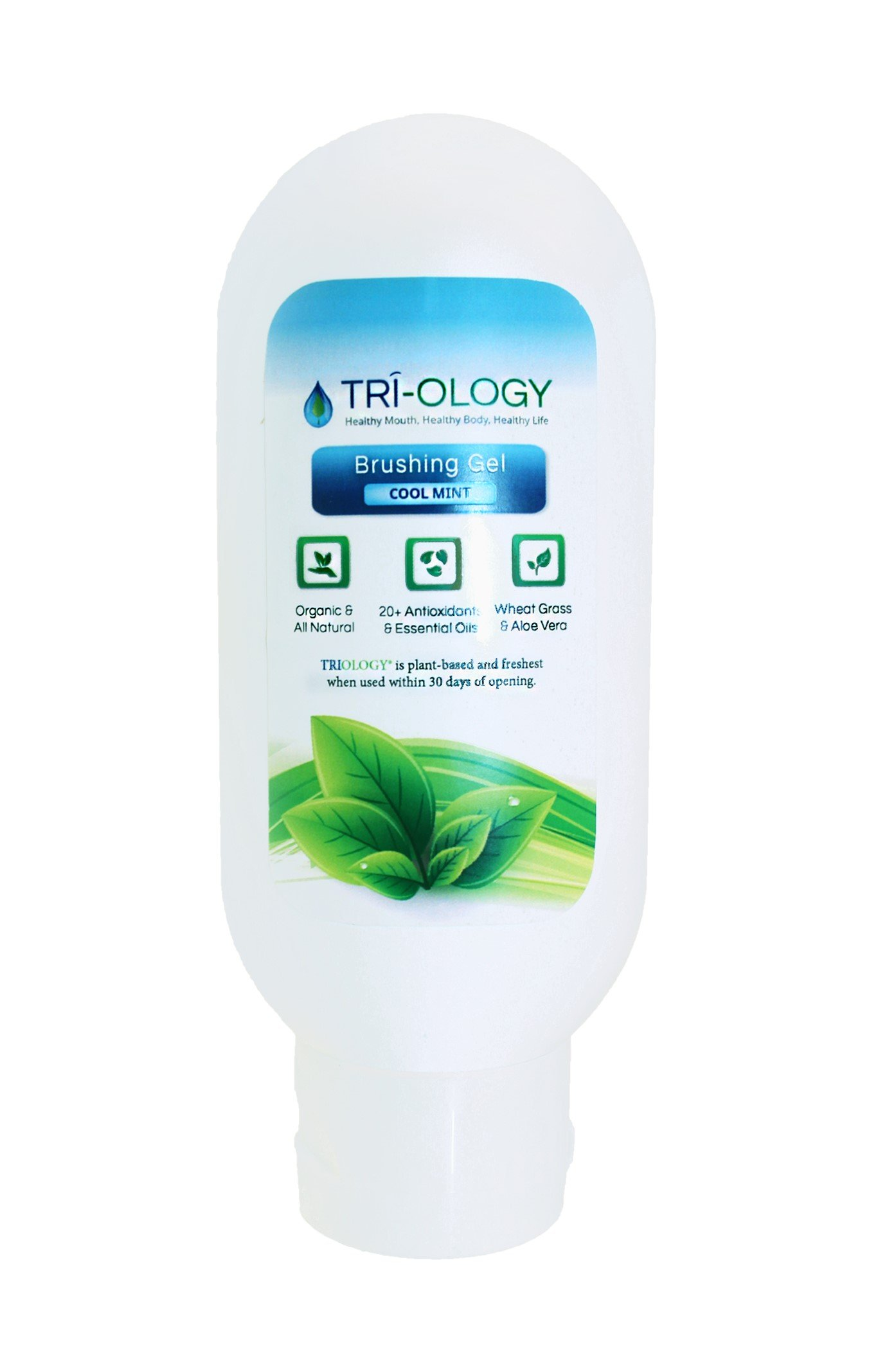 TRIOLOGY Brushing Gel & Rinse 6 Month Bundle by TRIOLOGY (Image #1)