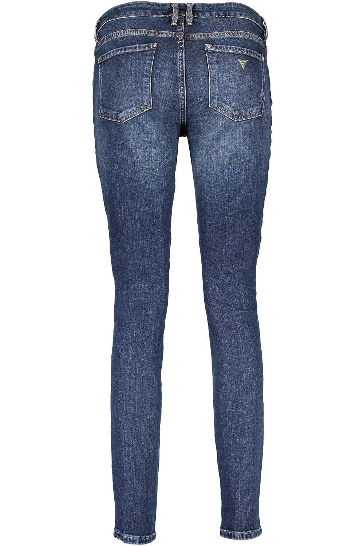 Guess Jeans W93A99D3LL1 - Pantalones Vaqueros para Mujer ...