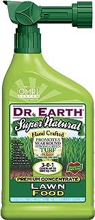 product image for Dr. Earth Super Natural Liquid Lawn Fertilizer 32 oz RTS