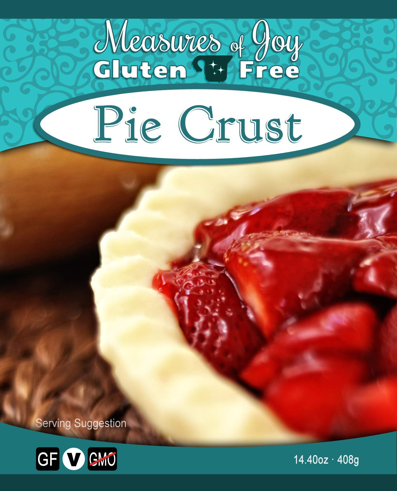 Measures of Joy Gluten Free Pie Crust