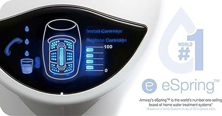 Purificador de Agua eSpring™ con Adaptador para Grifo (Luz ...