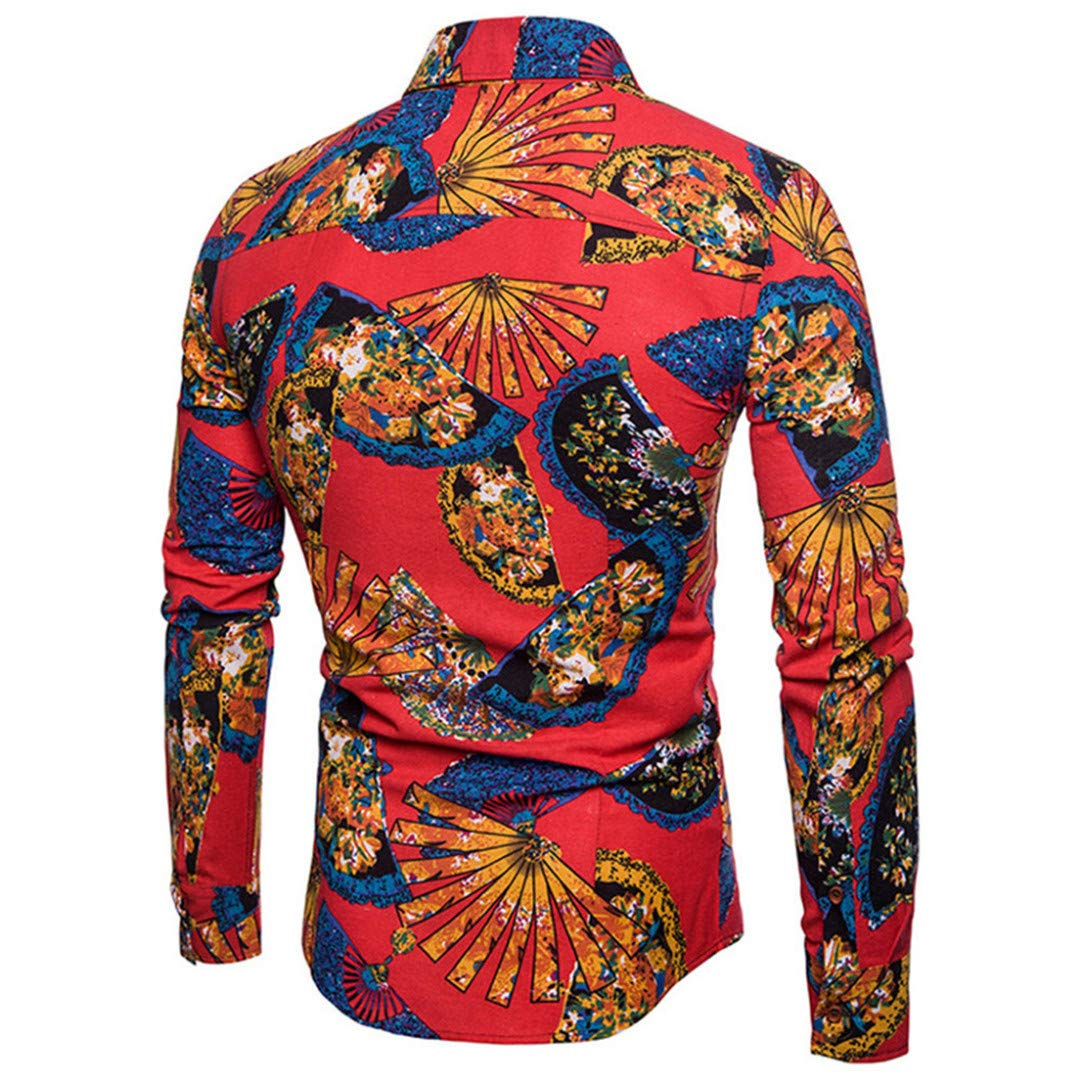 Warm Suit Casual Long Sleeve Shirt Business and Streetwear Slim Winter Top+Pants