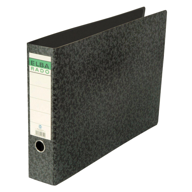 Elba 400001076 - Archivador palanca en cartón compacto, A3: Amazon.es: Oficina y papelería