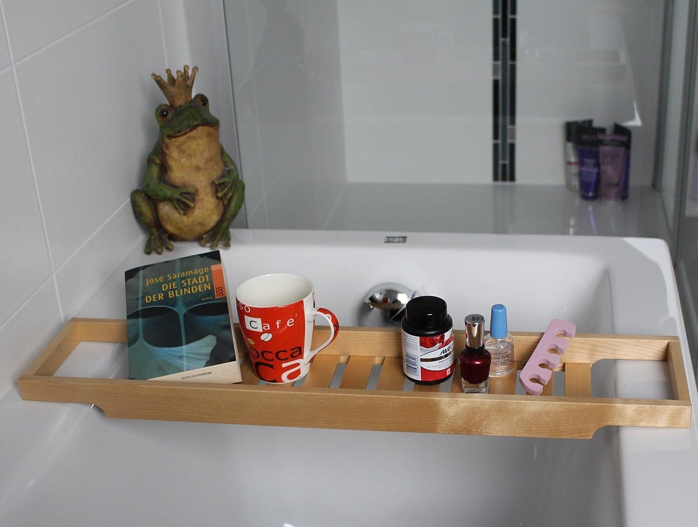 IKEA Ablage für die Badewanne Badewannentablett in 2 Farben (natur) I K E A