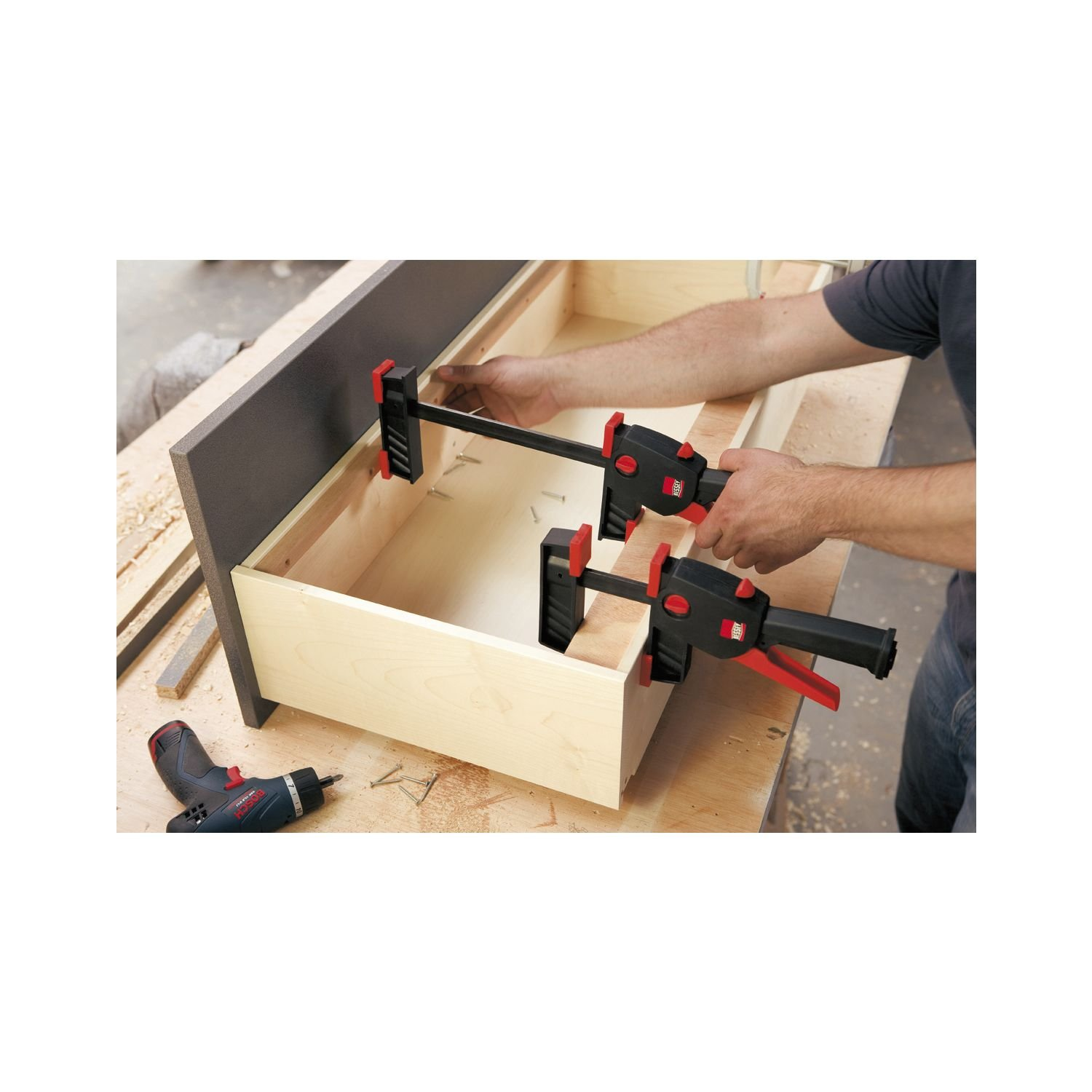 Bessey Duo65-8 Duo Clamp Capacity 65Cm by Bessey (Image #11)