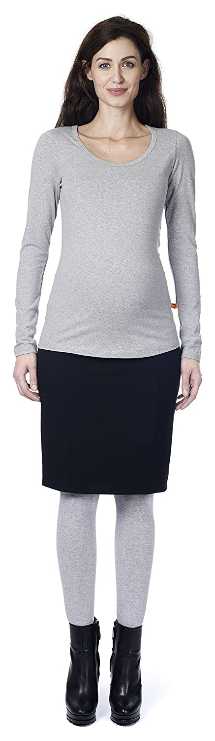 Noppies Women's Maternity skirt Katie Comfort Pencil Skirt with Rear 30785