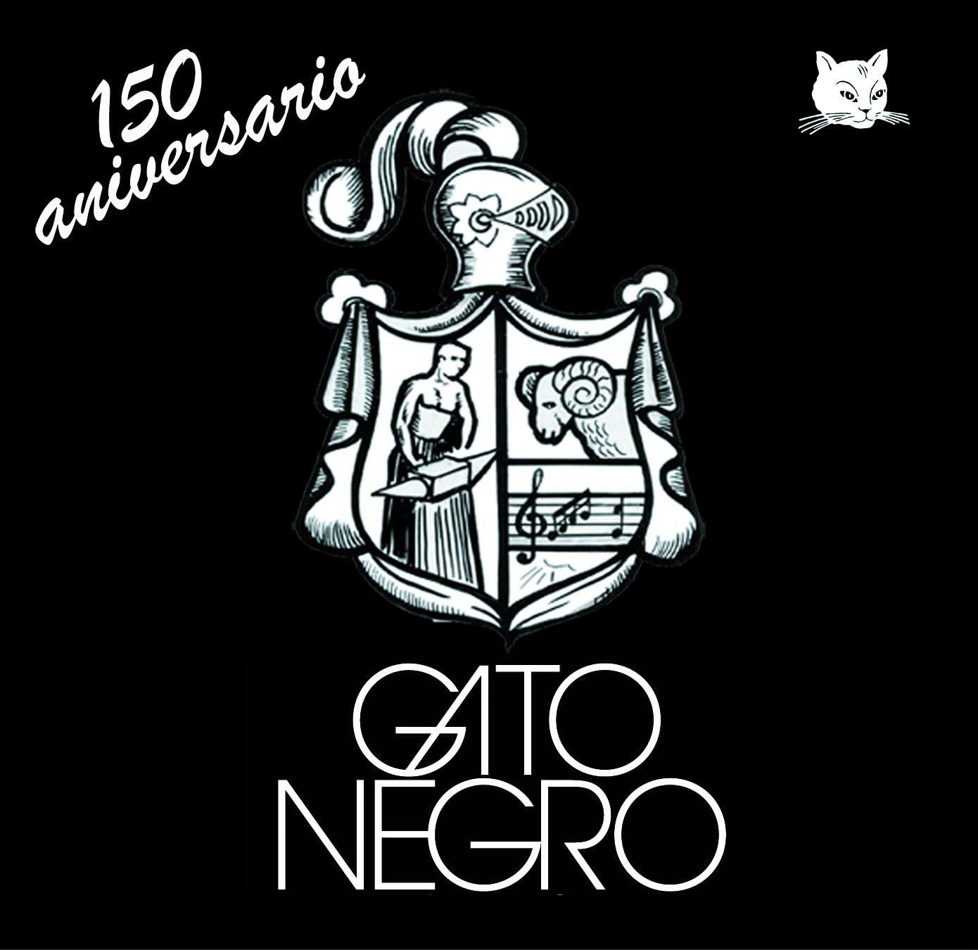 Juego de cuerdas Gato Negro 150 Aniversario para guitarra clásica.