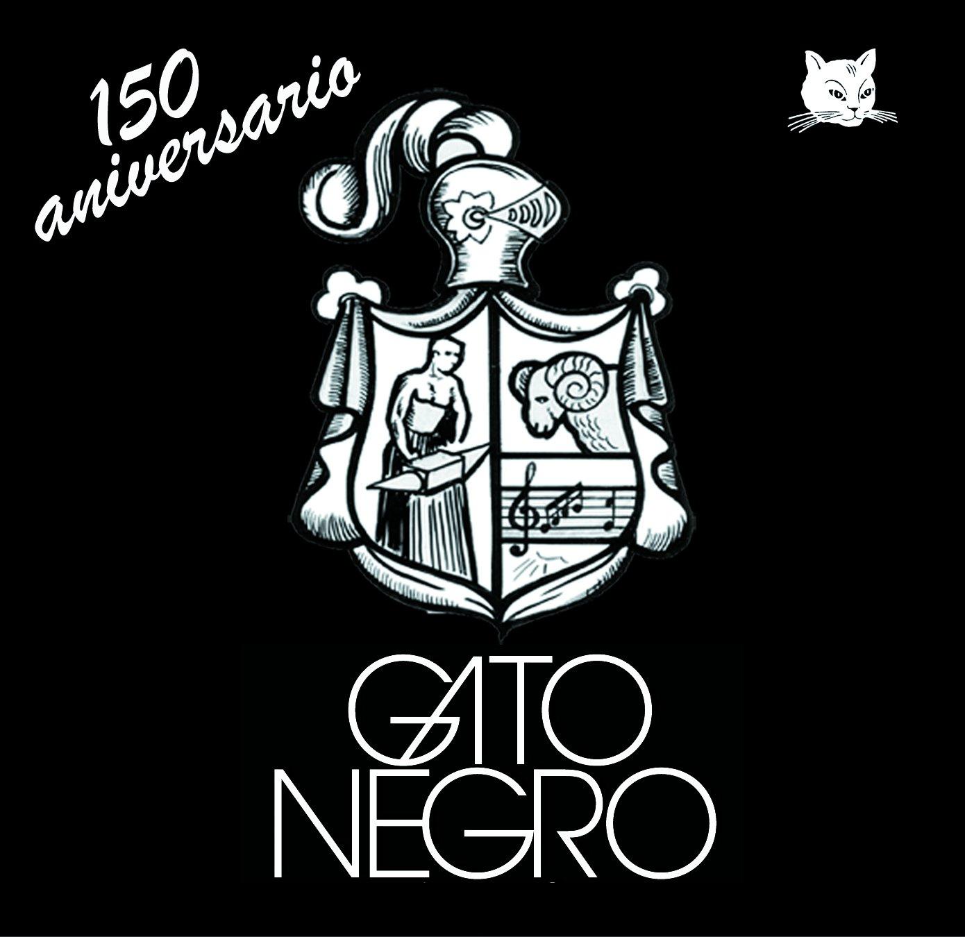 Juego de cuerdas Gato Negro 150 Aniversario para guitarra cl/ásica.