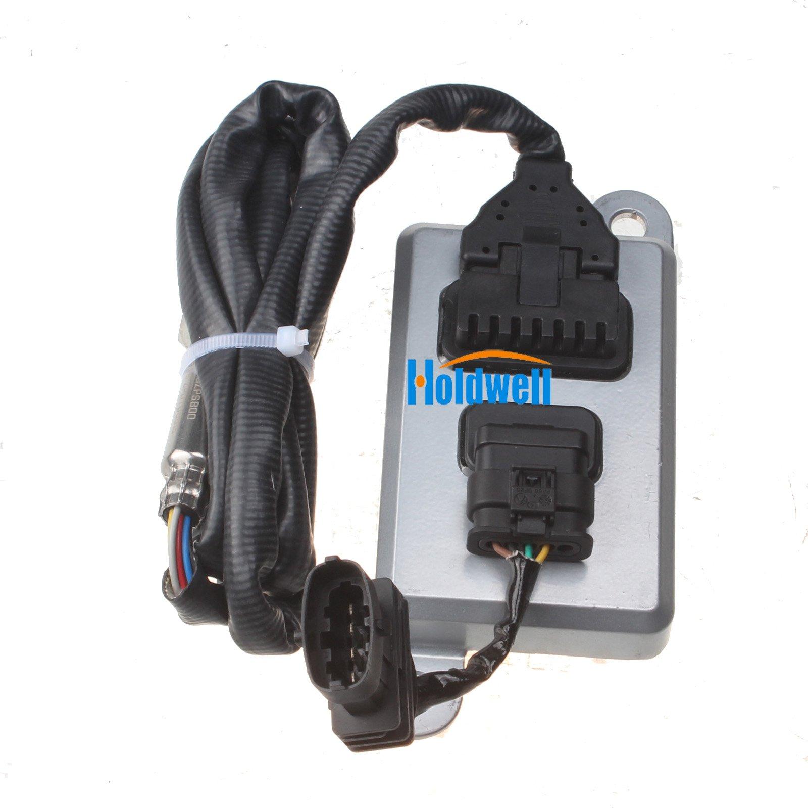 Holdwell Nitrogen Oxide Sensor 2894940 4954222 4984577 2871979 by Holdwell
