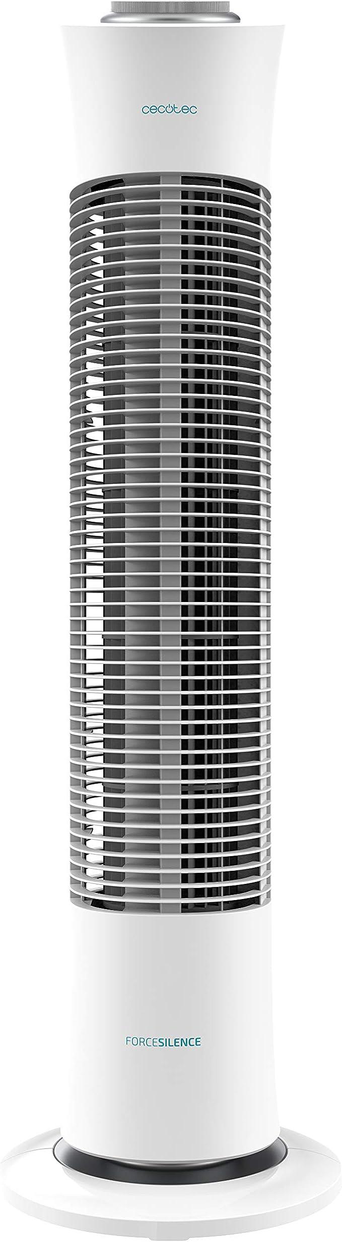 Cecotec Ventilador de Torre EnergySilence 6090 Skyline. 30 (76cm ...