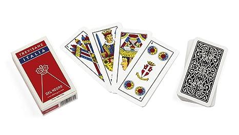 Carte Italie Jeux.Dal Negro 10073 Trevisane Italie Cartes De Jeu Regionales