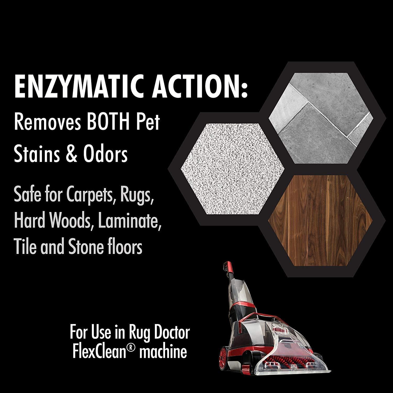 Rug Doctor Carpet and Hardwood Floor Cleaner - Rug Doctor Spot and Stain Cleaner With Hard Wood Floor Cleaner All-In-One for Carpets Rugs and Hardwood Floors by Rug Doctor (Image #4)