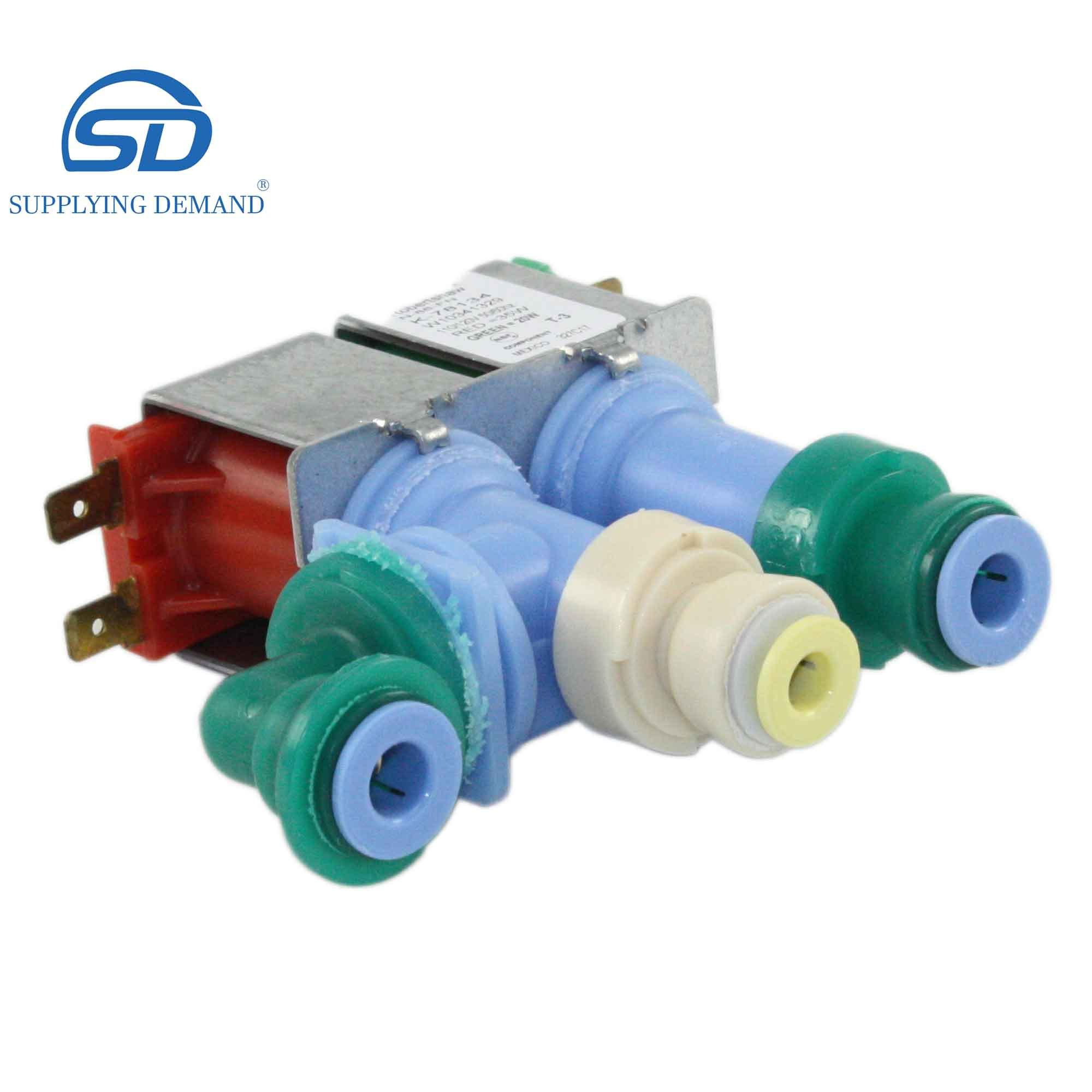 Supplying Demand W10341329 Refrigerator Dual Water Valve Works With AP6019940 by Supplying Demand (Image #3)