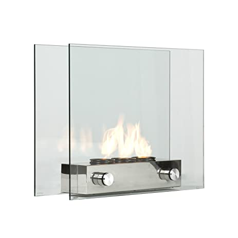 amazon com southern enterprises loft portable indoor outdoor rh amazon com  southern enterprises portable indoor outdoor fireplace