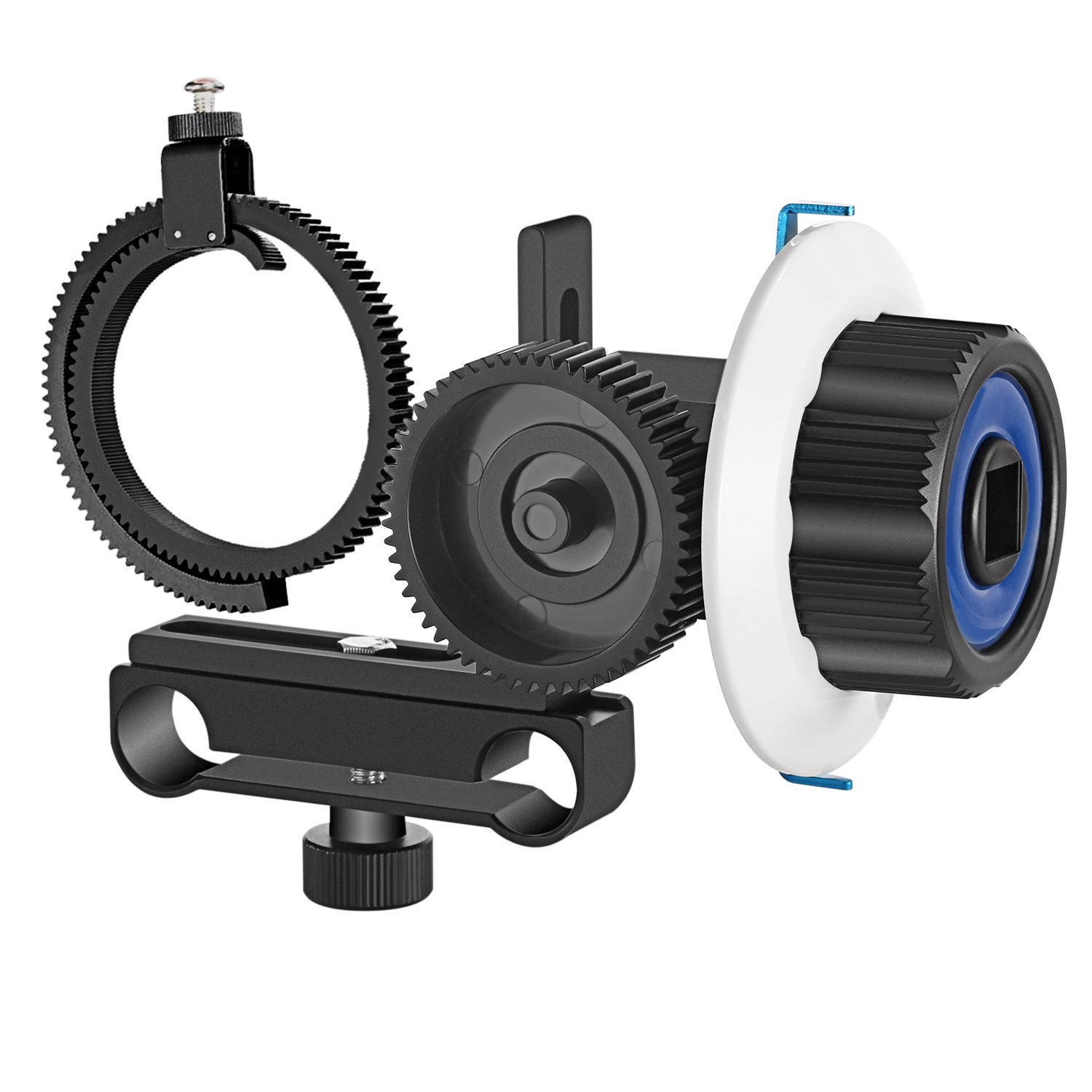 Neewer Follow Focus With Gear Ring Belt For Canon Nikon Son