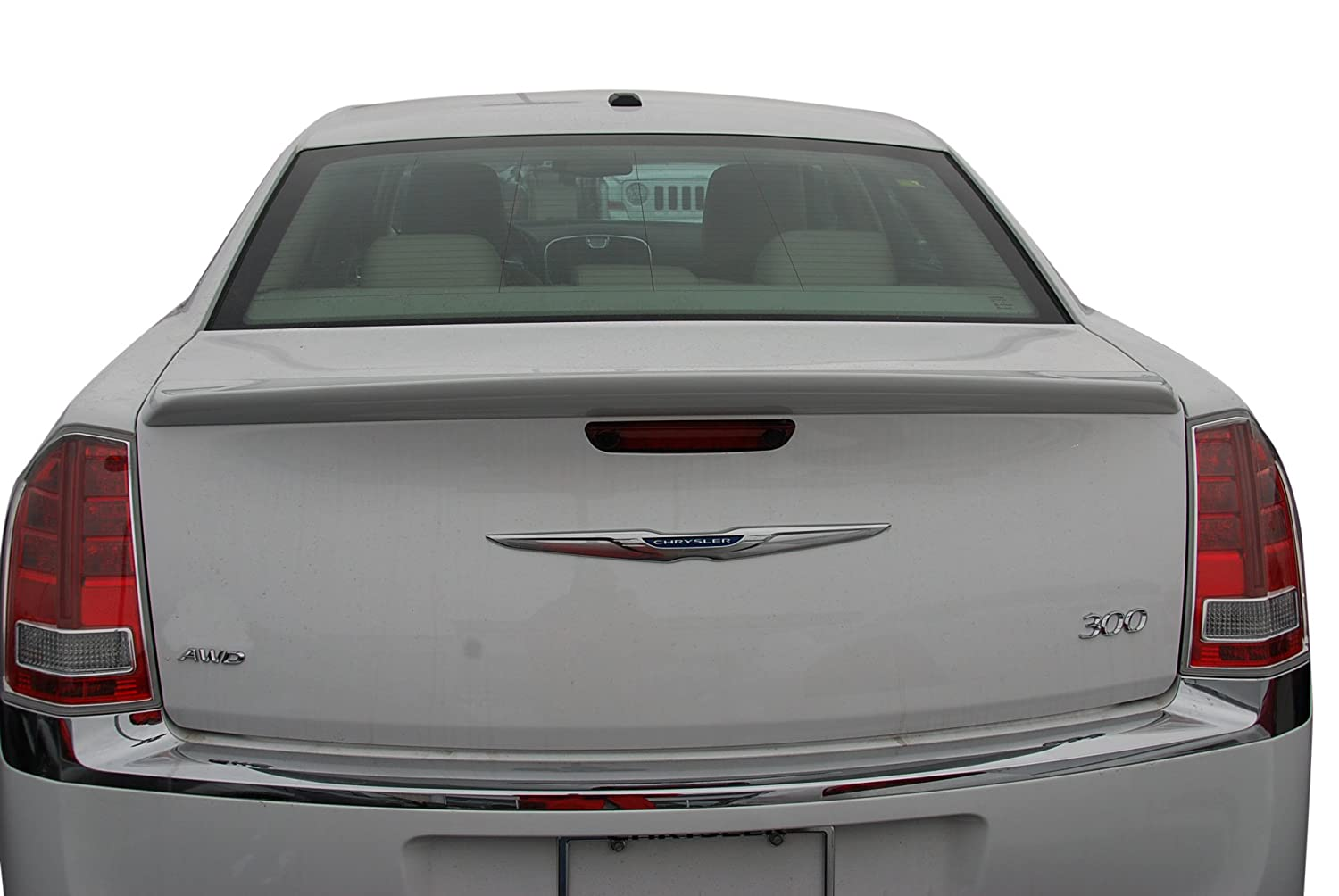 Painted Factory Style Spoiler fits the Chrysler 300 518 Maximum Steel PAR with 3M tape included Spoiler and Wing King ®