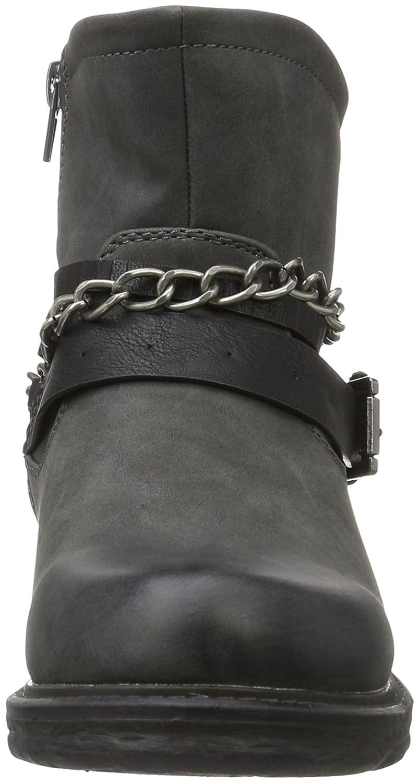 Jane 15946 Gris Klain Mujer Stiefelette Botines para Mujer Mujer para Gris 13fcad