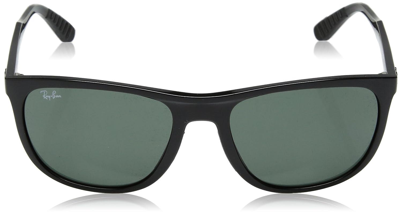 d83d7b7962 Ray-Ban 58 de Hombres, Mujeres rb4291 58 – Gafas de sol Gafas 58 mm Negro  5cd3548
