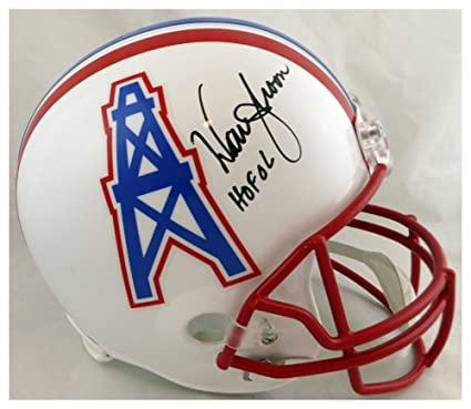 Image Unavailable. Image not available for. Color  Warren Moon Autographed  ... 31976e948