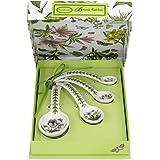 Portmeirion Botanic Garden Measuring Spoons, Set of 4