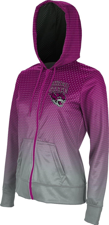 Zoom School Spirit Sweatshirt ProSphere California State University Chico Girls Zipper Hoodie