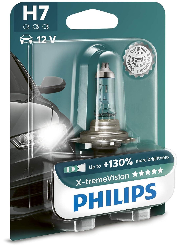 S2 2PCS 12342XV 130 H4 Ampoules de Phare Avant Origine PHILIPS XTREME VISION
