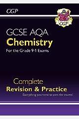 New Grade 9-1 GCSE Chemistry AQA Complete Revision & Practice (CGP GCSE Chemistry 9-1 Revision) Kindle Edition