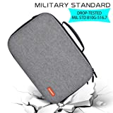 FNSHIP Fashion Hard Travel Case Carrying Bag for