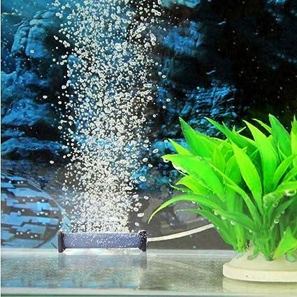 HUZHAO - Piedra de Aire para Tanque de Peces, con Burbujas de Aire, para