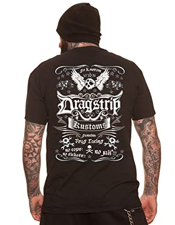 Drag strip clothing