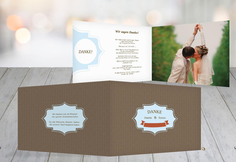 Kartenparadies Danksagung für Hochzeitsgeschenke Hochzeit Danke Harmonie, hochwertige Danksagungskarte Hochzeitsglückwünsche inklusive Umschläge   10 Karten - (Format  148x105 mm) Farbe  Sonnengelb B01NAVS19E   Feinbearbeitung    Halt