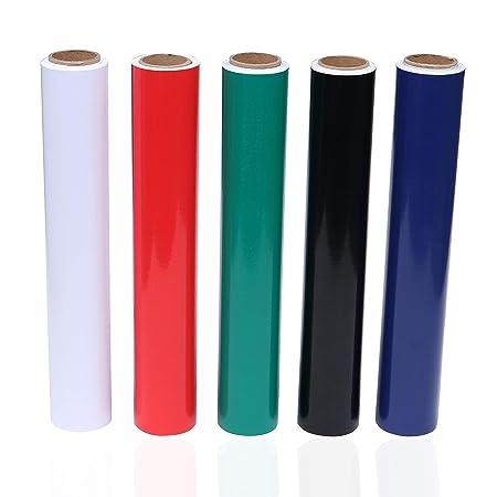 Pellicola Adesiva Multi Colori Rotolo Adesivo da 30x3m - Carta Adesiva per  Mobili, Plotter da Taglio, Progetti Artigianali, Decorazioni Casa - ...