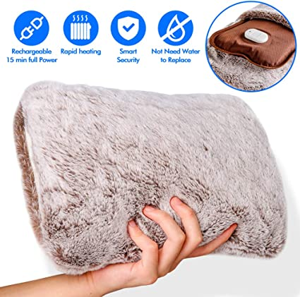 LAY Automatic Heating Warm Cosy Foot /& Hand Warmer Heating Slippers Sofa Pillow Winter Warm Heating Warmer Mats Parents