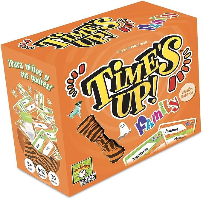 Repos Production- Family 2, Color Naranja (RPTUFA02): Amazon.es: Juguetes y juegos