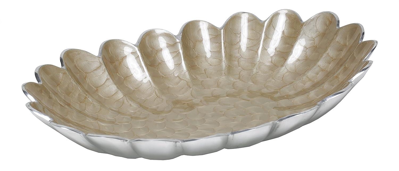 Artisan d'Orient 16 Oval Bowl, Color - Ivory Artisan d'Orient 710228916891