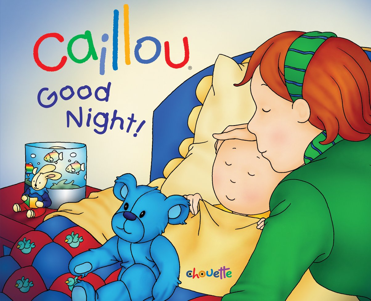 Read Online Caillou: Good Night! (Hand in Hand) pdf
