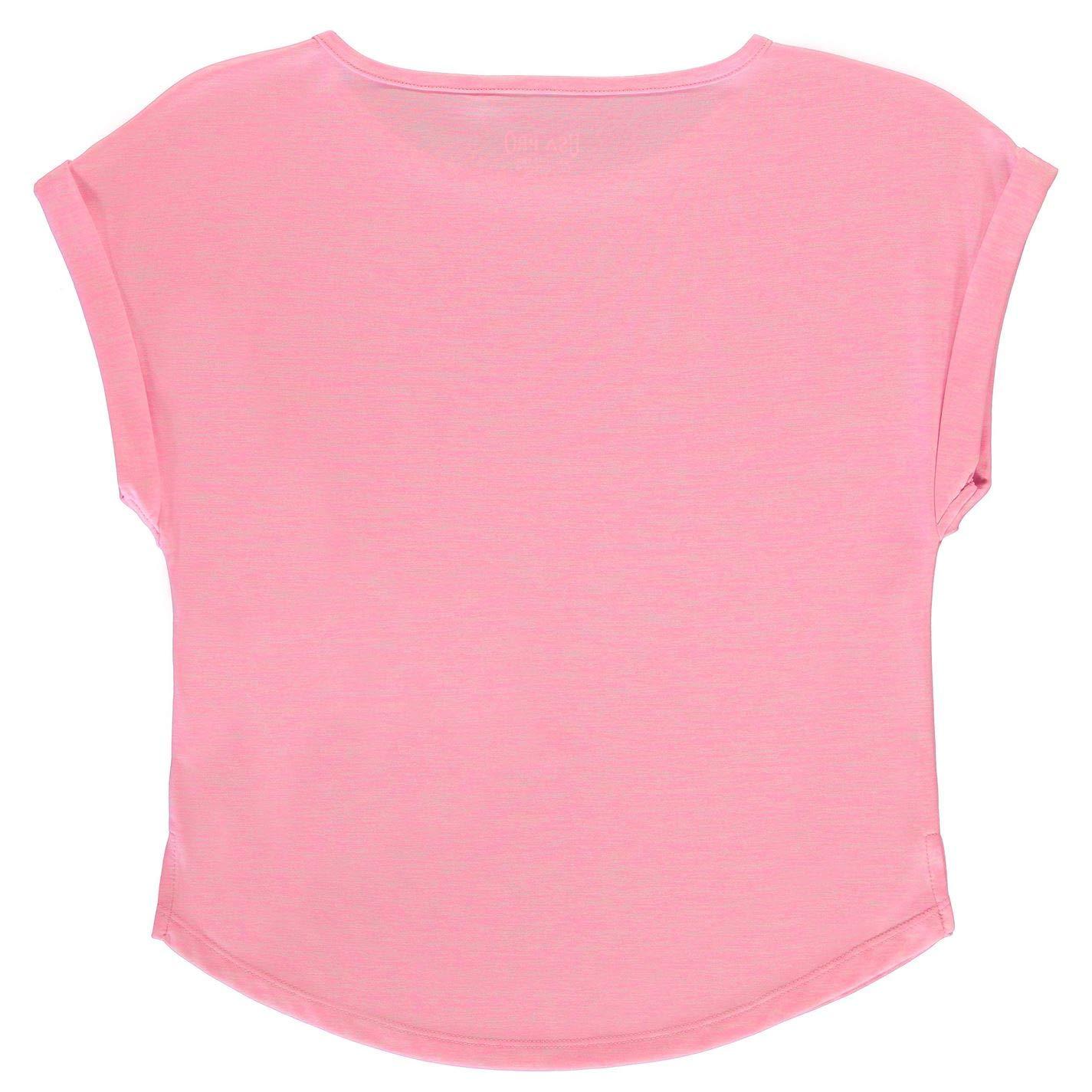 USA Pro Junior Girls Boyfriend Short Sleeve T Shirt Top