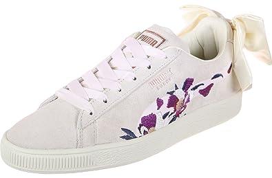 Puma Suede Bow Flowery W Schuhe: : Schuhe & Handtaschen