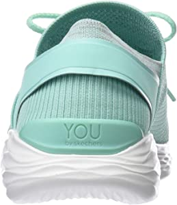 Skechers You Spirit, Zapatillas sin Cordones para Mujer