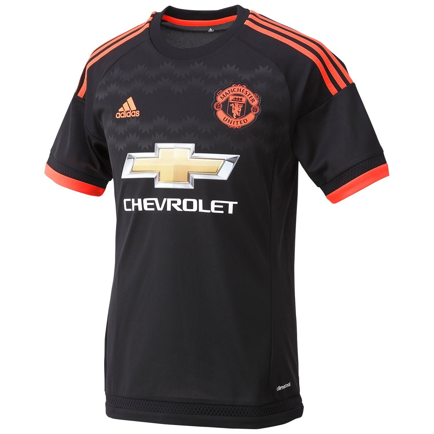 competitive price 30bd3 65d6a adidas Manchester United FC 3rd Jersey-Black
