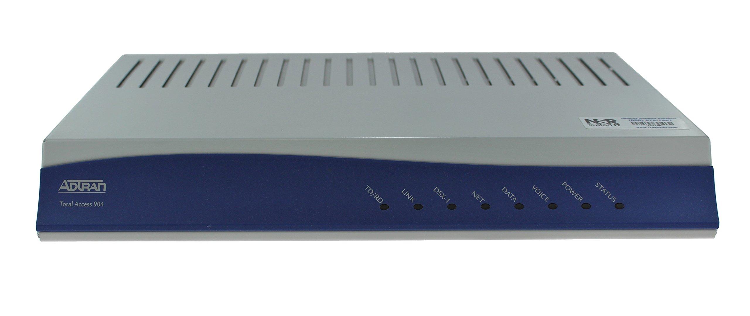 Adtran TA904-2GEN Ta 900 Systems; T1 Voip (4212904l1)
