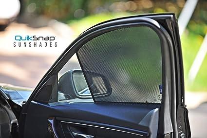 Fit For Honda Civic 2006-2011 Sedan Rear Windshield Privacy Custom Sun Shade
