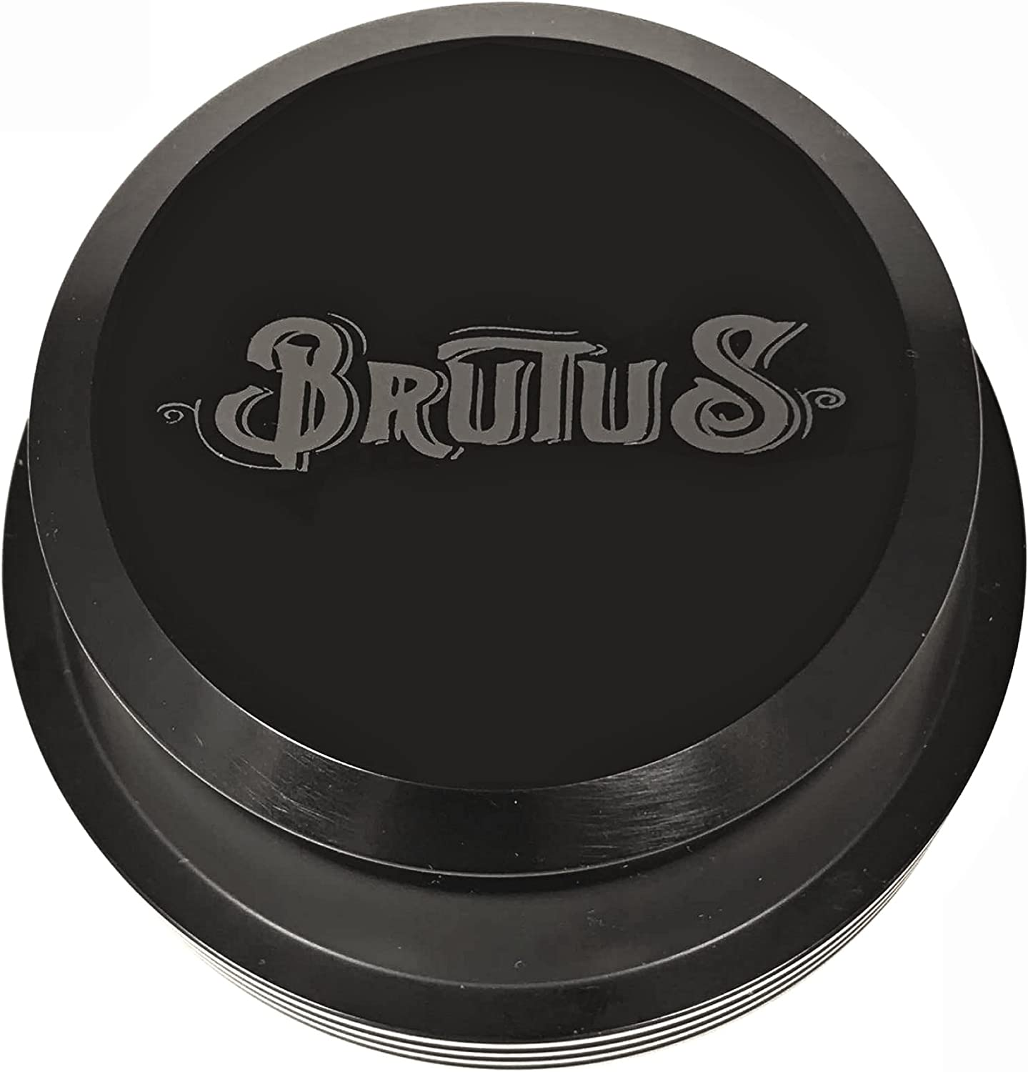 Brutus Record Stabilization Weight by Collector Protector Reduces Vibration and Creates Better Contact Between Vinyl and Platter.