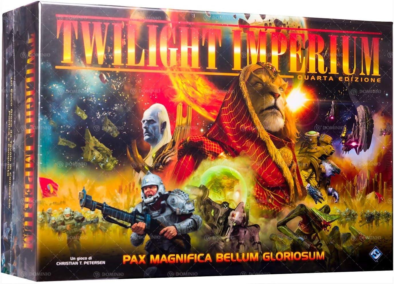 Asmodee - Twilight Imperium Quarta EDIZIONE - Italiano: Amazon.es: Juguetes y juegos