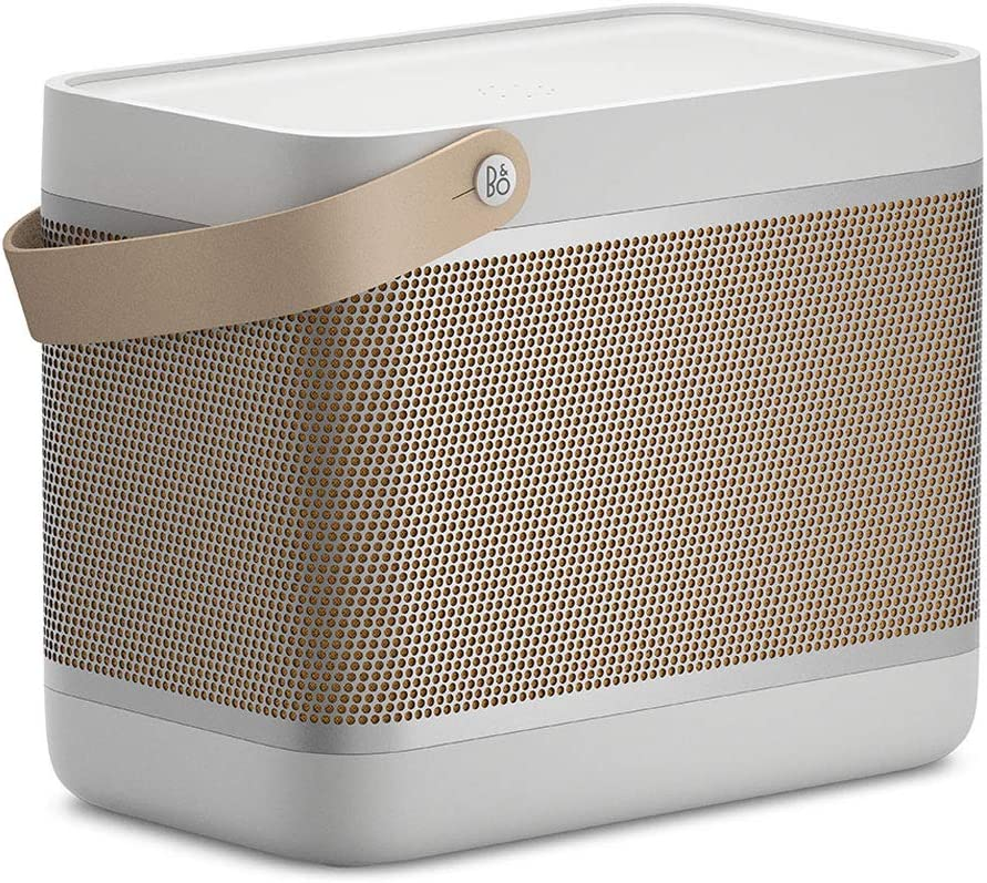 Bang & Olufsen Beolit 20 Powerful Portable Wireless Bluetooth Speaker, Grey Mist