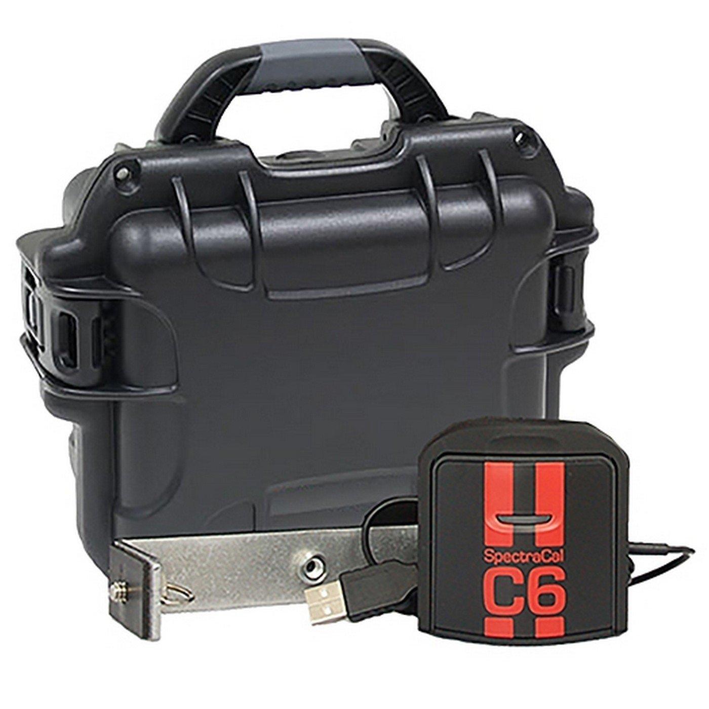 SpectraCal c6-hdr   Professional Calibratorライト測定Colorimeterハードウェアのみ   B017HWL7IW