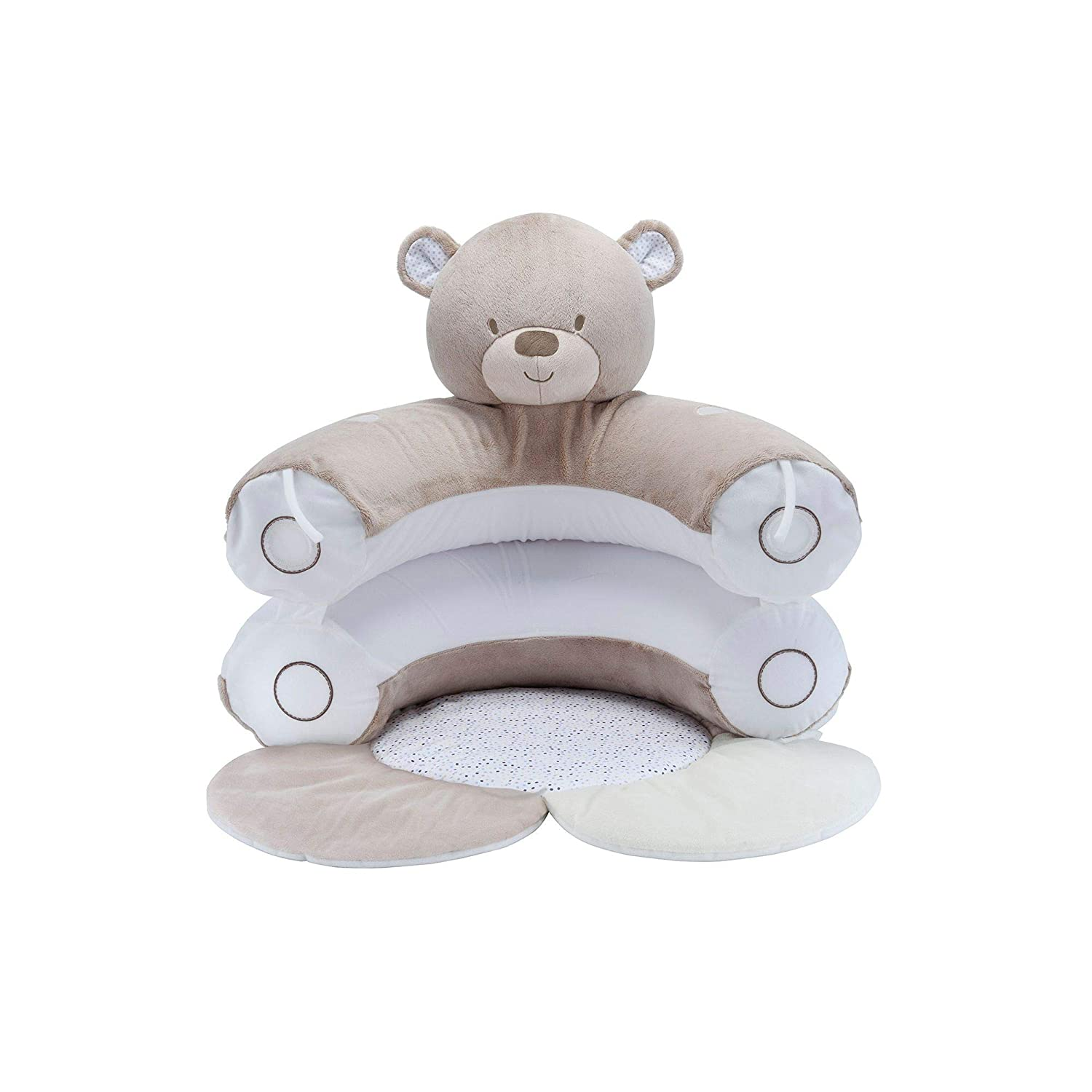 Mothercare Cosy Sit Me Up, Teddy's Toy Box